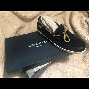 Men's Cole Haan Pinch Weekender Camp Moccasin